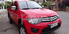 Misubishi L200 Katana 2.4 GSL-Automotriz Farellones