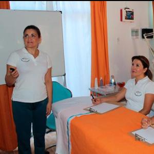 Profesionales-Escuela Profesional de Estetica Maria Paz