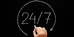 Servicio de urgencias 24h-Cerrajeria la llave maestra