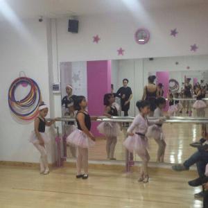 Clase de muestra gratis-ACADEMIA DE DANZA BABY BALLET