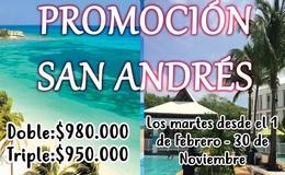 Promoción: SAN ANDRES