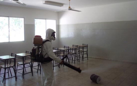 Empresa de limpieza en Iquique