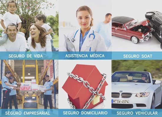 Agente de seguros en San Miguel