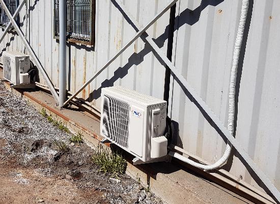 Empresas de climatización en Olivar