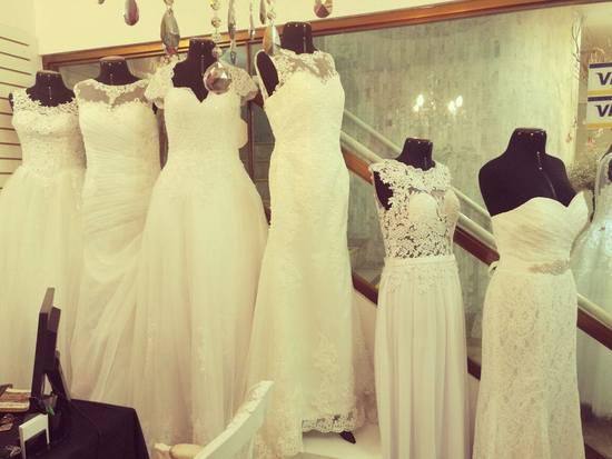 Vestidos de novia en San Borja