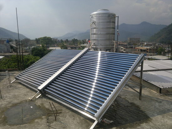Energía solar en Cajamarca
