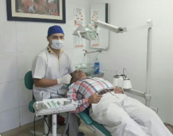 Odontólogo en Medellín