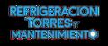 Refrigeracion Torres y Manatenimiento