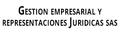 Gestion empresarial y representaciones Juridicas SAS