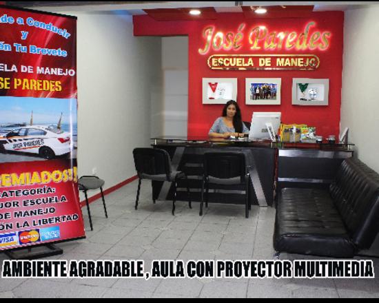Escuela de manejo en Trujillo
